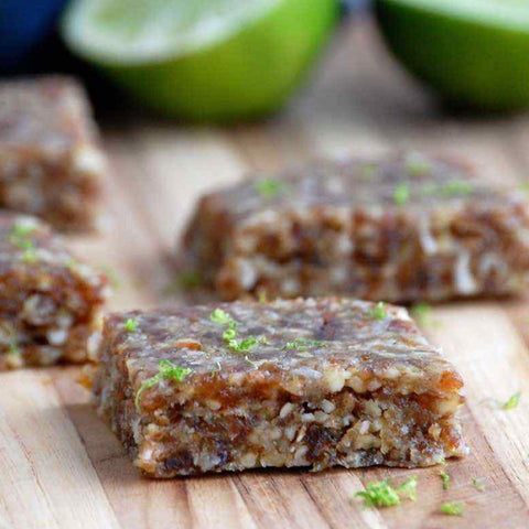 key lime energy bars