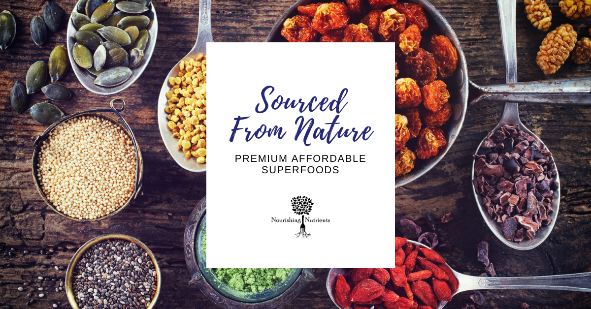 Nourishing Nutrients Sourced from Nature