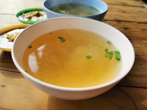 Bone broth benefits