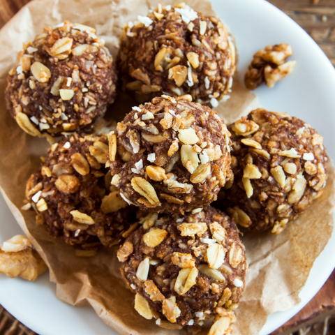 Oat Protein Energy ball