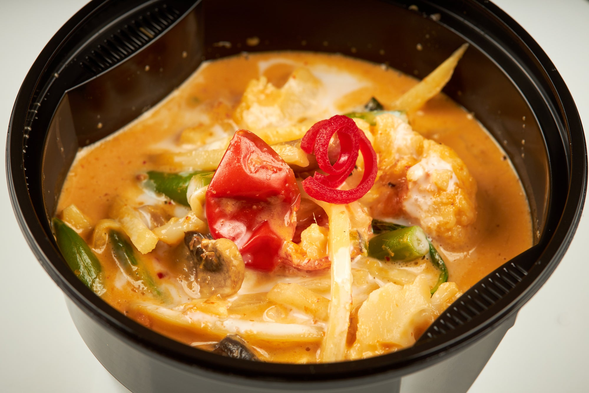 Red Curry with vegetable