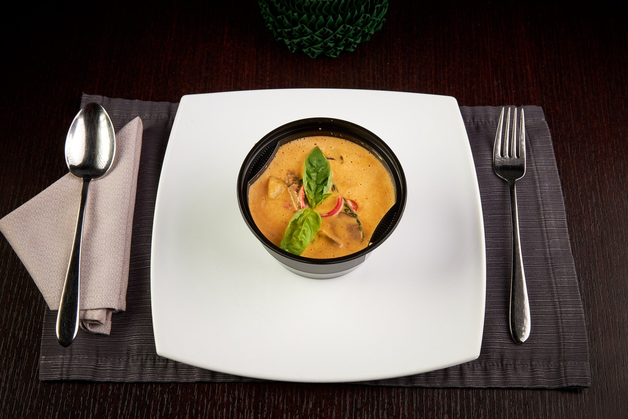 Duck in Red Curry