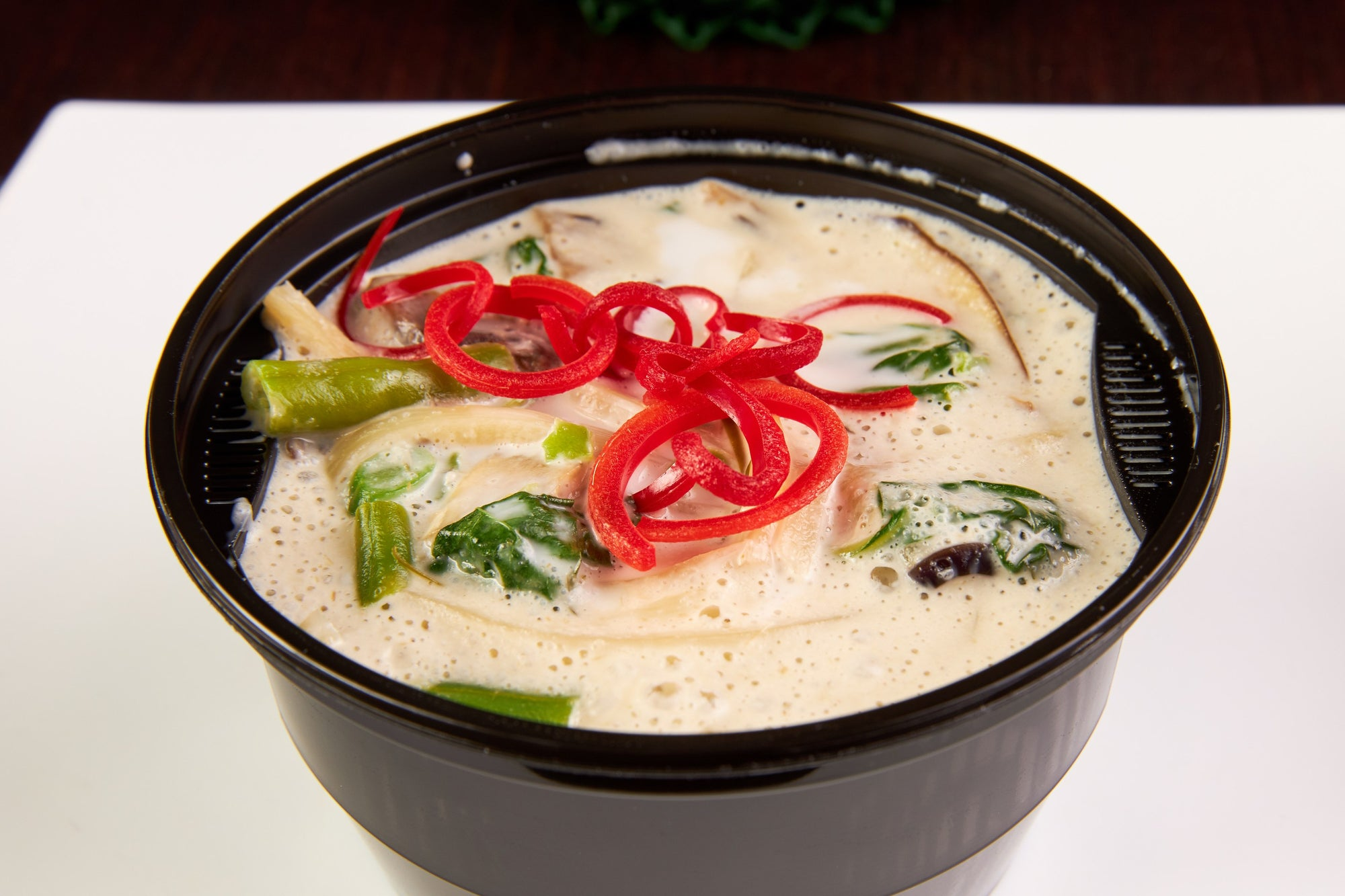 Green Curry with vegetable