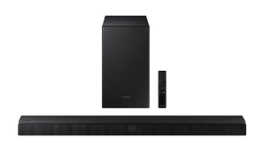 Samsung HW-T550 Soundbar 320 W,Wireless Subwoofer