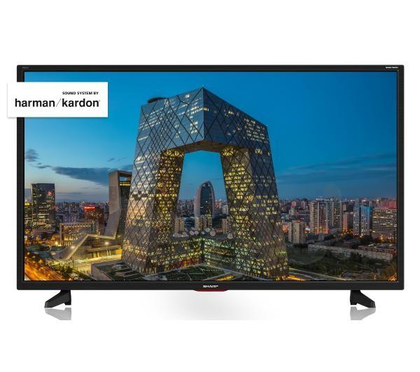 Sharp 2T-C40BF5EE2NB Τηλεόραση 40'', LED FHD - www.cchelectro.com