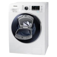 Samsung WW80K5410UW/LV Πλυντήριο Ρούχων 8 kg,Add Wash, A+++ - www.cchelectro.com