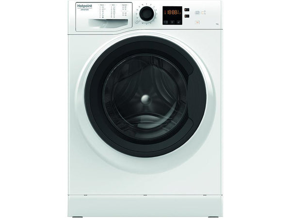 Hotpoint Ariston NS 723U WK EU Πλυντήριο Ρούχων 7kg, Α+++ - www.cchelectro.com