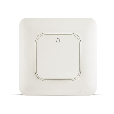 Spectra Almas Door Bell switch 10A 250V 1Gang - Tri Spectrum online