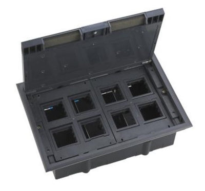 Spectra Perla Floor Mounted 8gang Open Type Boxes - Tri Spectrum online