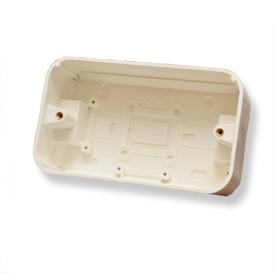 Spectra Plastic switch box 70x140x40mm, Pack of 5 - Tri Spectrum online