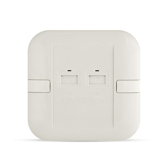 Spectra Perla USB Socket Outlet 5V 2.1A 2Gang - Tri Spectrum على الإنترنت