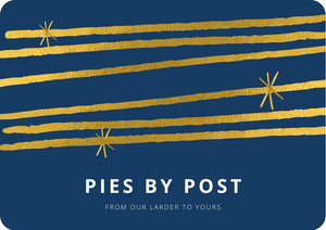 Pies by Post Gift card