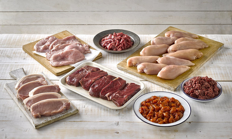 Living Leaner - Meat Hamper - Birtwistles Catering Butchers