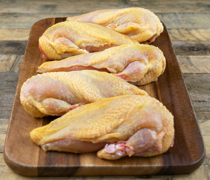 Corn Fed Chicken Supremes 5 x 7-8oz - Birtwistles Catering Butchers