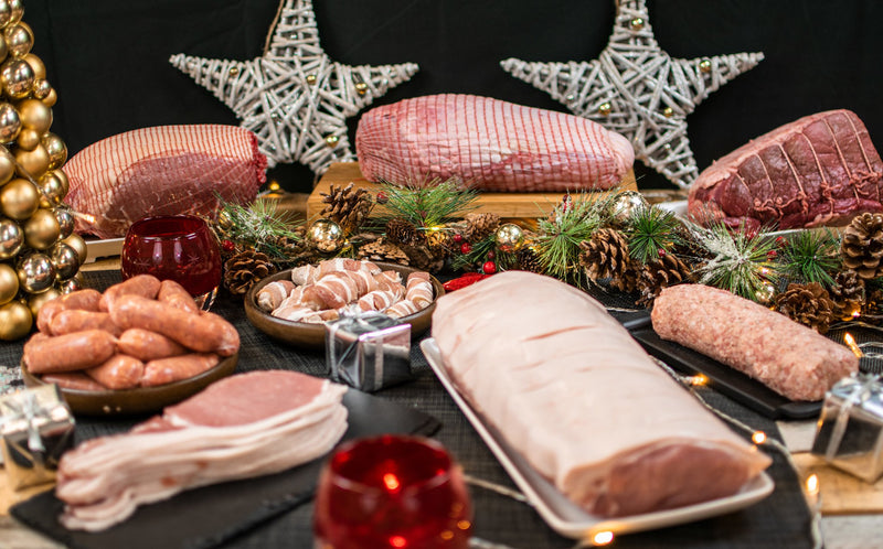 Xmas King's Feast Hamper - Birtwistles Catering Butchers