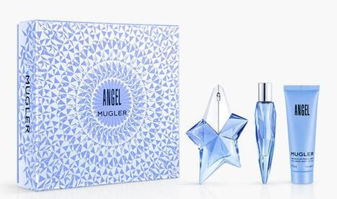Angel Gift Set 10ml & 25ml Perfume, 50ml Body Lotion
