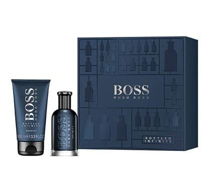 Boss Infinite EDP 50ml & Shower Gel 100ml