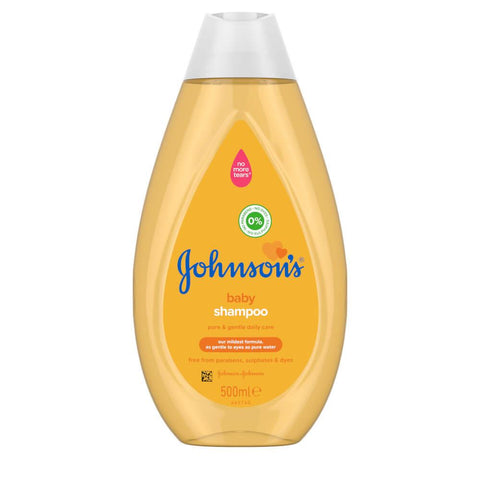 Johnson's Baby Shampoo Original 500ml