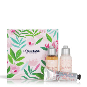 L'Occitane Beauty Blossoms Collection