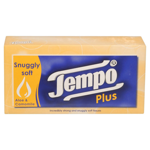 Tempo Tissue Plus Aloe