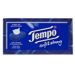 Tempo Tissue Soft and Strong