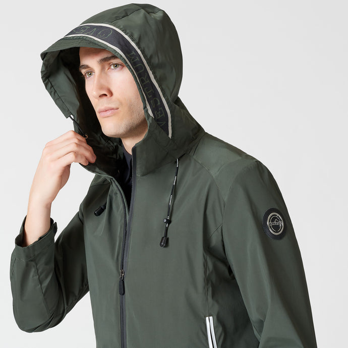 HOUSTON RAIN JACKET - Vestrum-America