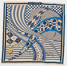 Load image into Gallery viewer, ESTORIL SILK SCARF  Vestrum America