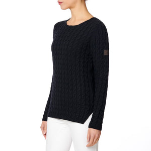 NOZAWA CABLE SWEATER - Vestrum-America