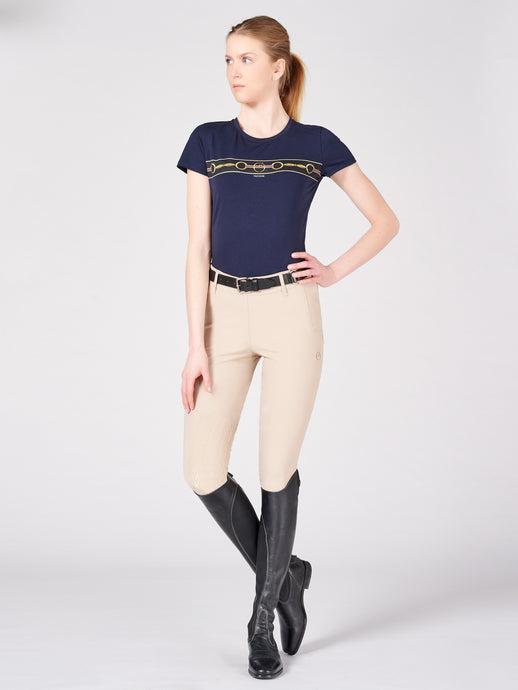 COBLENZA KNEE-GRIP HIGHWAIST BREECH - Vestrum-America