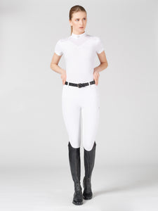 COBLENZA WOMEN'S KNEE GRIP BREECHES WITH HIGH WAIST - Vestrum-America