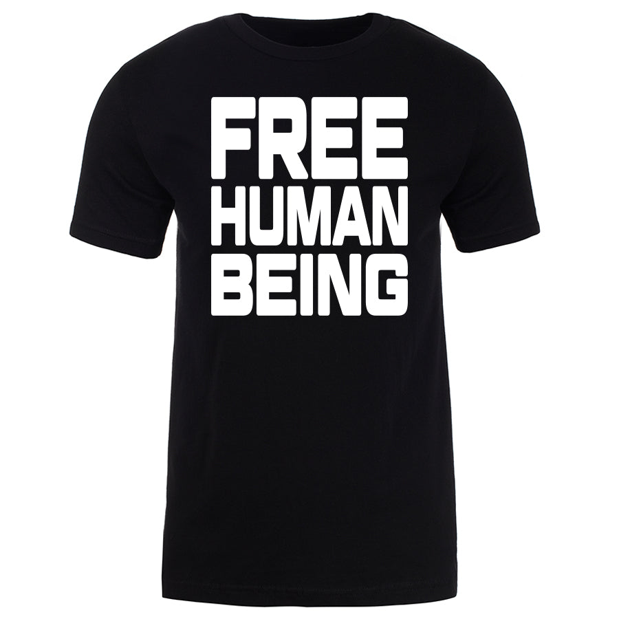 TFHBP - FREE HUMAN BEING - First Amendment Edition - Short Sleeve