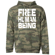 Load image into Gallery viewer, TFHBP - FREE HUMAN BEING - First Amendment Edition - Hoodie