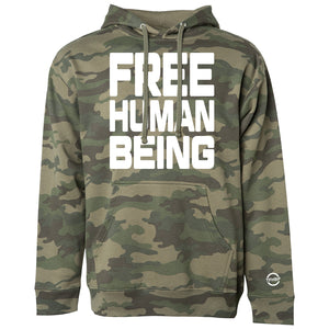TFHBP - FREE HUMAN BEING - First Amendment Edition - Hoodie