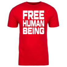 Load image into Gallery viewer, TFHBP - FREE HUMAN BEING - First Amendment Edition - Short Sleeve