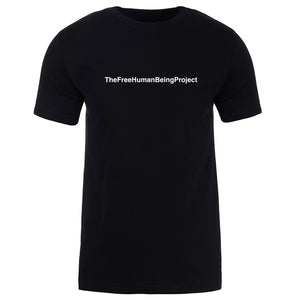TFHBP - TheFreeHumanBeingProject - Short Sleeve