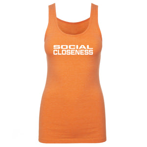 TFHBP - SOCIAL CLOSENESS - Womens Tank Top