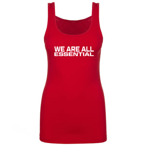 TFHBP - WE ARE ALL ESSENTIAL - Womens Tank Top