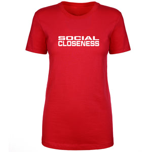 TFHBP - SOCIAL CLOSENESS - Womens Short Sleeve