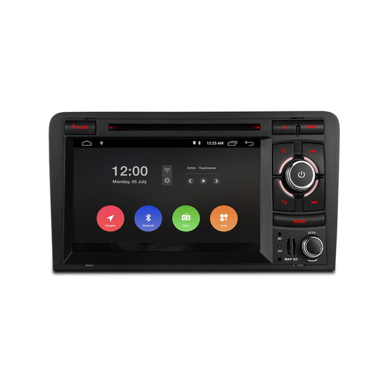 Navigation system for Audi A3 7 "