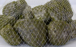 Deco Stones - Moss Green - Box Lot Deal of 10 packs