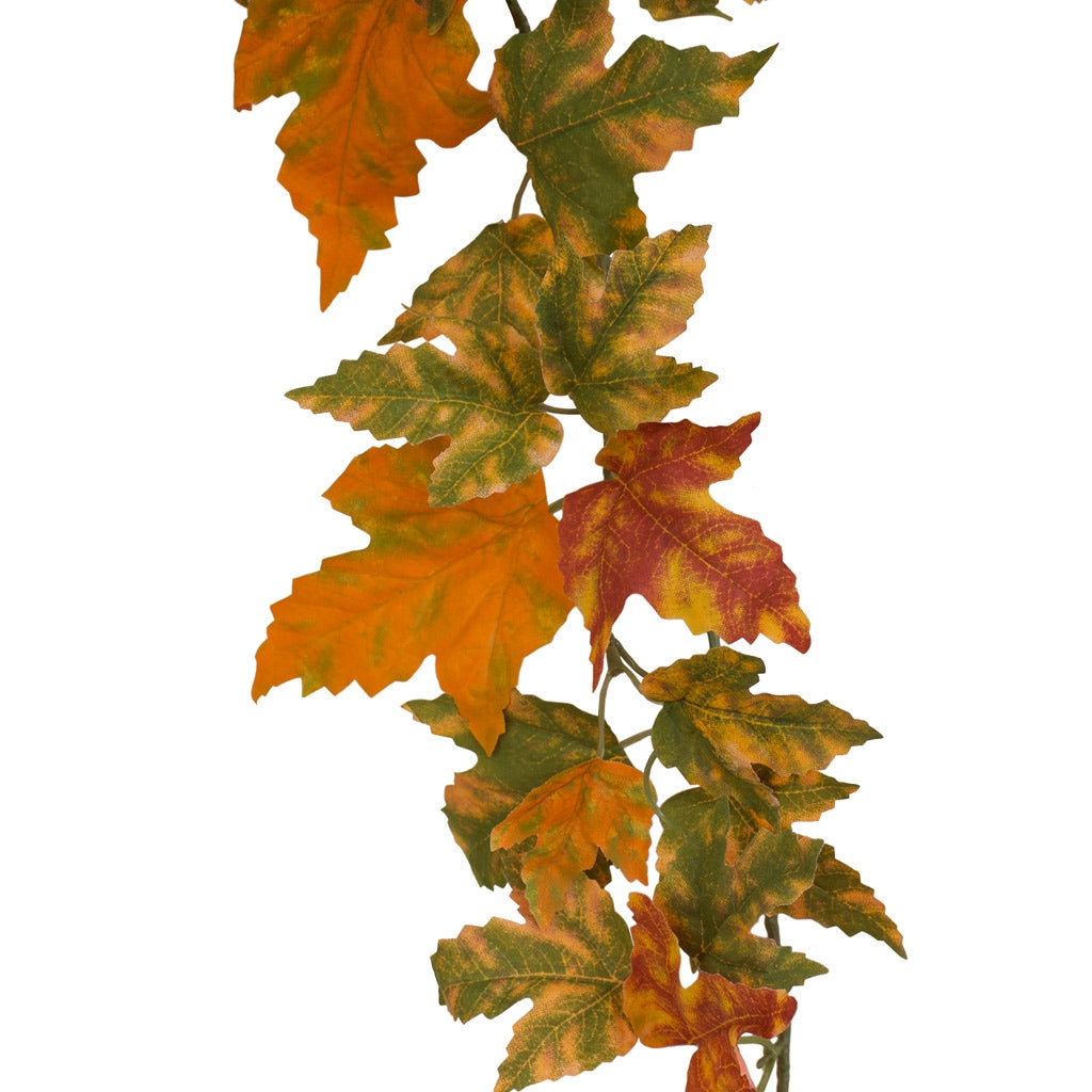Maple Leaf Garlands Nz Buy Greenery Online Nz Owned And Operated Decor Flowers