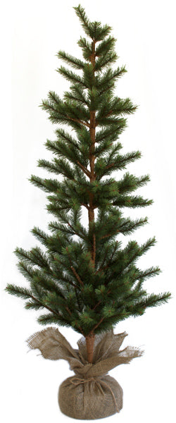NZ Slim Line Spruce Christmas Tree - 120cm