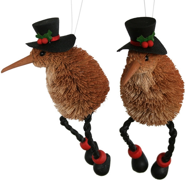 Kiwi - with Top Hat dancing
