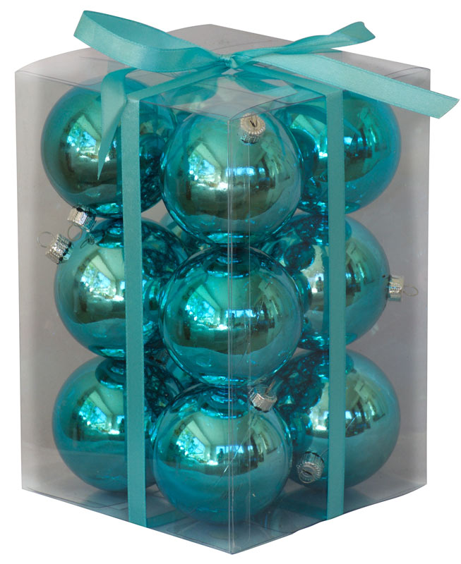 Shiny Balls - Aqua - 60mm *** SPECIAL ***
