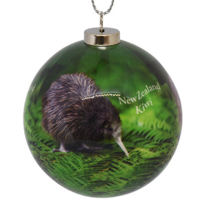 Decoration - New Zealand Kiwi Bauble