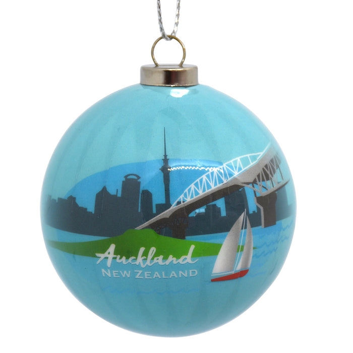 Decoration - New Zealand Auckland Bauble