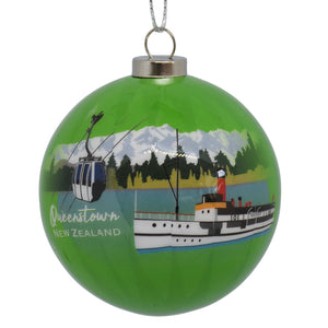 Decoration - New Zealand Queenstown Bauble