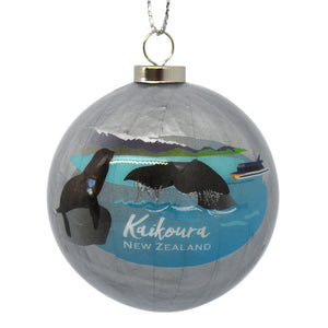 Decoration - New Zealand Kaikoura Bauble - Box Lot Deal (6)