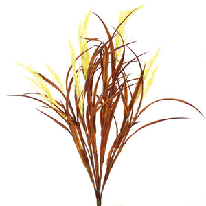 Grass, Wheat Grass - Burnt Brown