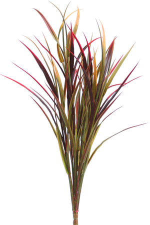 Grass - Tussock - Green with Burgundy SPECIAL